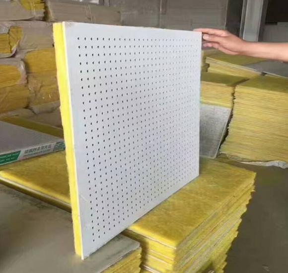 玻纤吸音板厂家教您如何选择吸音板